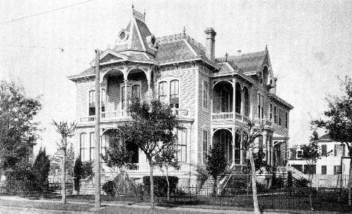 Residence of H.C.