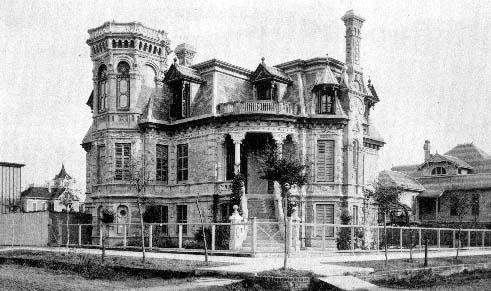 Residence of J.C.