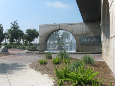 The Library – A Cool Spot Close to the Texas/Mexico Border