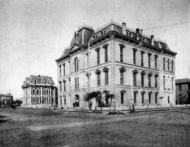 Galveston County Courthouse
